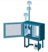 Nanomonitor Station prototype